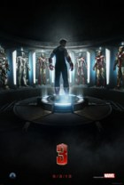 Iron Man 3 teaser poster The Big Screen