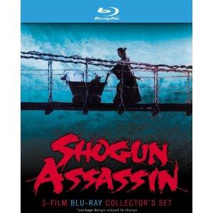 Review: Shogun Assassin (5 Film Set) Blu-Ray