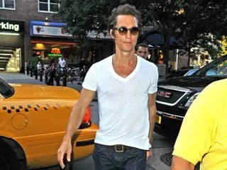 pcn matthew mcconaughey ll 120829 mn Matthew McConaughey is looking sick..Very Sick ...Like he might have AIDS