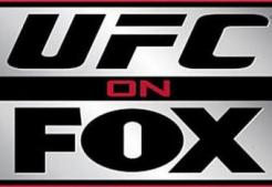 UFC on Fox Logo original crop exact UFC on FOX Tonight