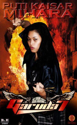 Another Next Martial Art Heroine in Garuda 7