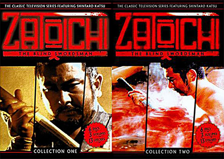 Review: Zatoichi the Blind Swordsman: Season 1 (TV Show)