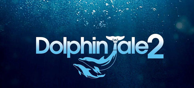 Dolphin Tale 2 Is on the Way - Trailer Splashes online