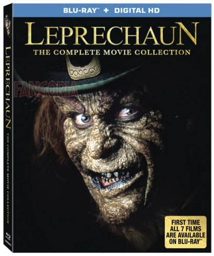 Leprechaun: The Complete Movie Collection - Comes to Blu-Ray