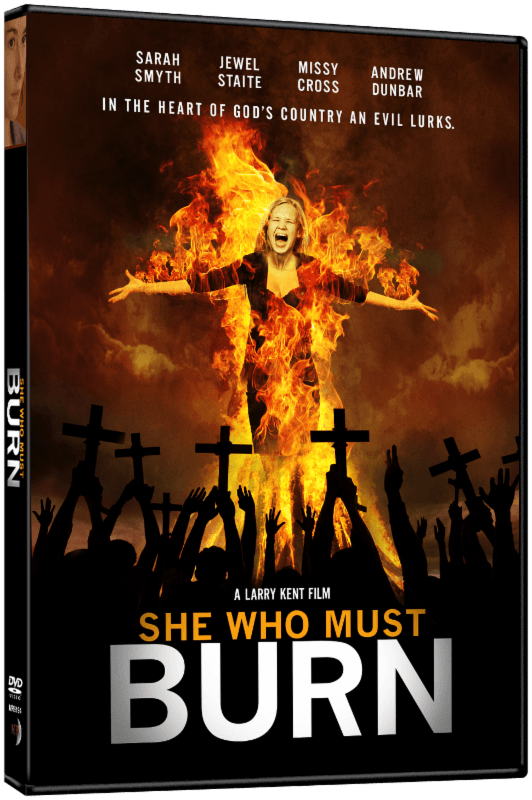Review: She Who Must Burn (Gravitas Ventures)