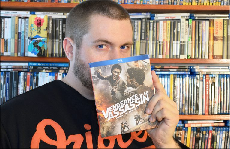 Giveaway: Vengeance of an Assassin (Ended)
