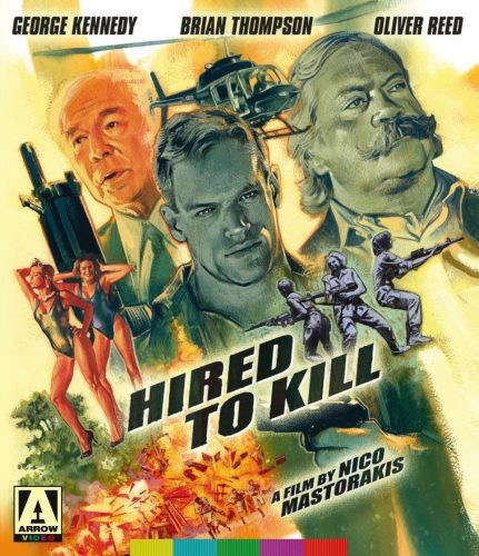 Review: Hired to Kill (Arrow Video)