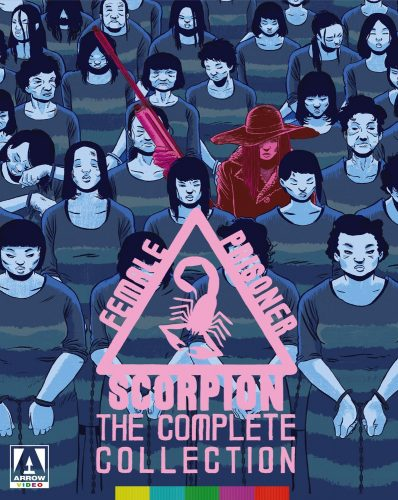 Review: Female Prisoner Scorpion: The Complete Collection (Arrow Video ...