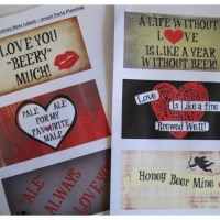 Beer Labels of Love