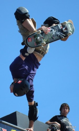 Tony Hawk inverted
