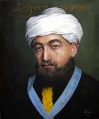 Your pal and mine, Maimonides!