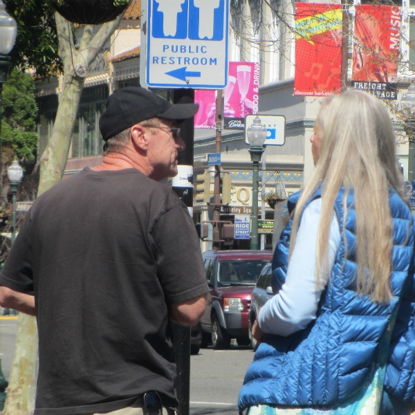 JESSE WITNESSES TO WOMAN IN BERKELEY. I FIRST MET JESSE IN 1978 AND, EVEN THOUGH HE LIVES IN PA, HE HAS PRAYED FOR AND SUPPORTED OUR MINISTRY SINCE IT BEGAN