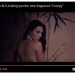 "Parody: Gucci and the N.SA bring you the new fragrance ""Creepy"""