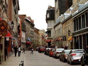 Cidade antiga de Montreal