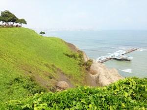 Lima: litoral