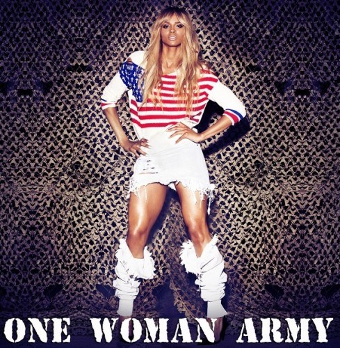 one-woman-army-cover