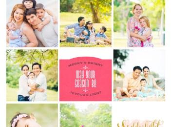 Mini Family Portrait Session