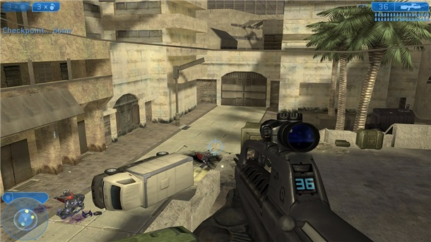 Halo 2 - In Game