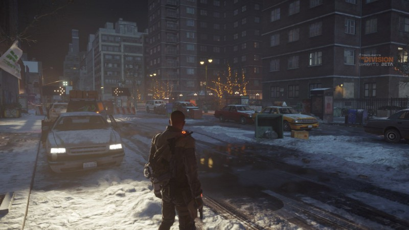The Division - In Game