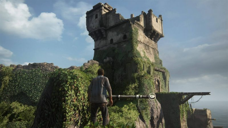 Uncharted 4 In Game 1