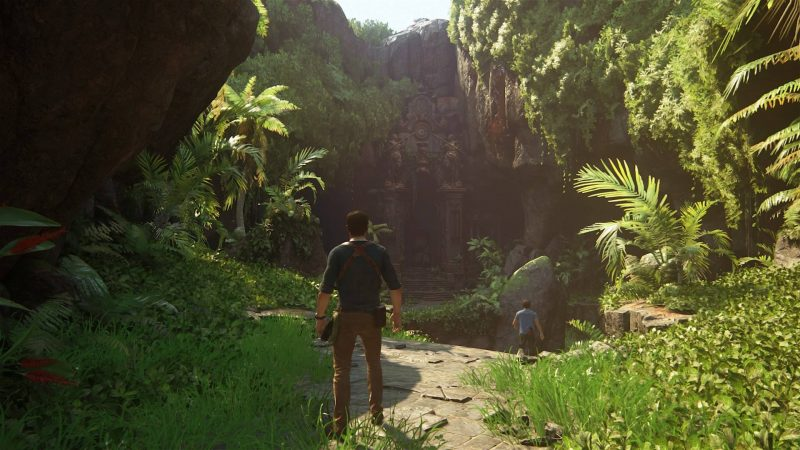 Uncharted 4 In Game 3