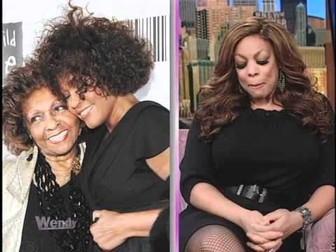 Wendy Williams' Tearful Tribute to Whitney Houston on February 13, 2012