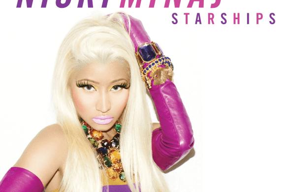 Nicki Minaj Starships cover