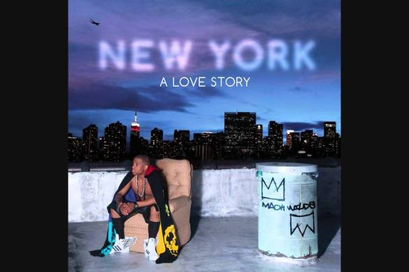 Mack Wilds- New York: A Love Story Album Review by Victoria Shantrell @MackWilds @TristanWilds