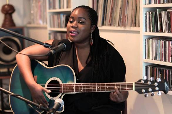 Zara McFarlane on Brownswood Basement Session [LIVE PERFORMANCE] @zaramcfarlane