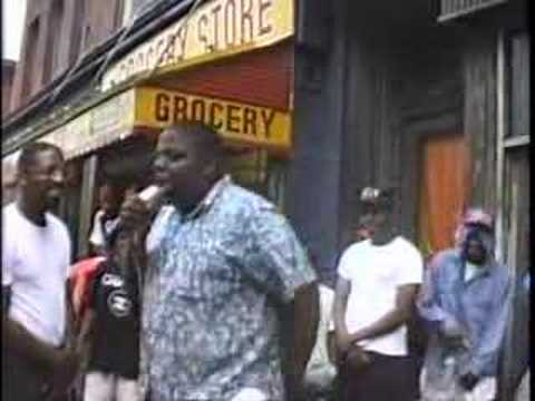Undiscovered Notorious BIG Freestyle at Age 17 [RARE VIDEO]
