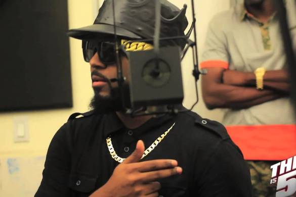 Musiq Soulchild Ditching Soul for Rap? Introducing The Husel [FULL VIDEO] @thehusel @MusiqSoulchild