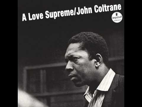 Long Play Love: John Coltrane's A Love Supreme – Celebrating 50 Years by Justin Chadwick