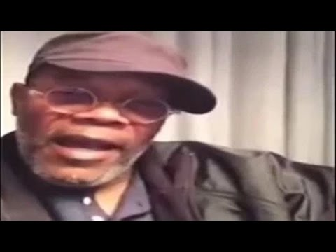 Samuel L. Jackson #ICantBreathe Song Challenge Instructions + Lyrics @samuelljackson #GetInvolved