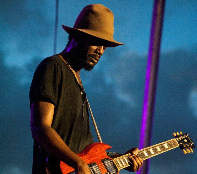 Gary Clark Jr. @ AFROPUNK Festival, Brooklyn, NY 8-23-15 | Photo Credit: Marcia Wilson