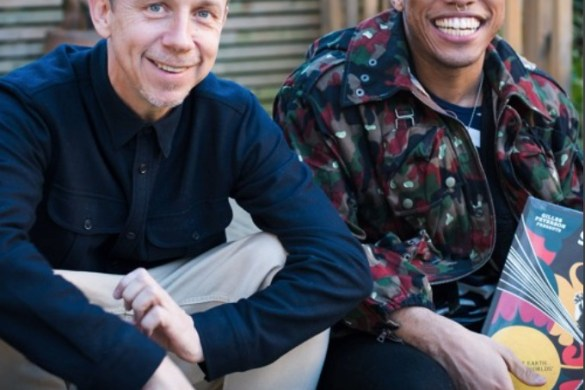Gilles Peterson and Anderson .Paak
