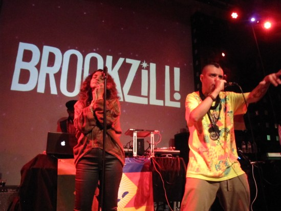 Brookzill Live at SOBs on September 14, 2016. Photo Credit: Ron Worthy (Copyright 2016)