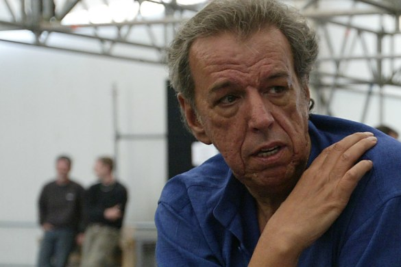Rod Temperton at an event in Italy in 2004. The songwriter penned several megahits of the 1970s and '80s, most notably for Michael Jackson.