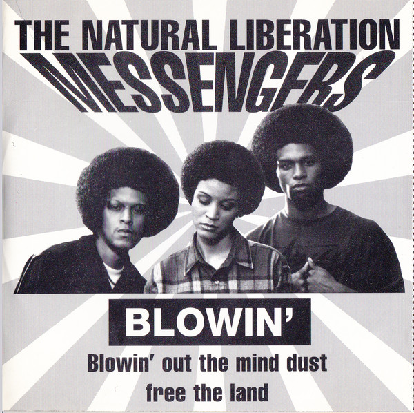 Digable Planets - Blowout Combs Packaging
