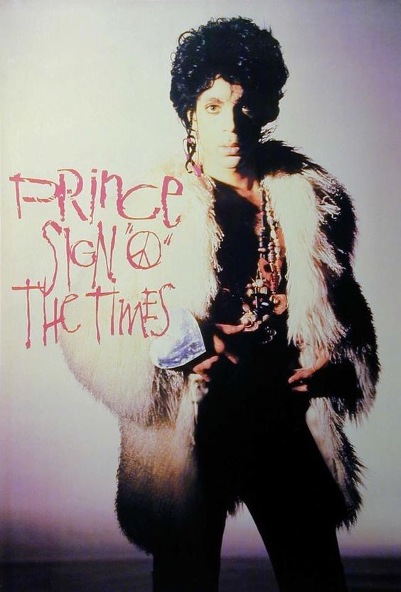 Prince Sign of the Times 30th Anniversary