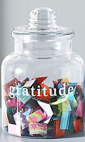 """GRATITUDE JAR"""