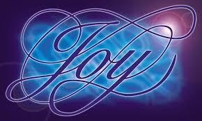 """CHOOSING  JOY – Advent 3"""