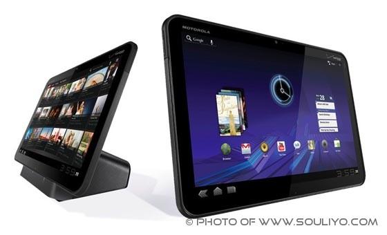 Motorola Xoom ແທັບເລັດໂຕທຳອິດ ທີ່ມາກັບ Android 3.0