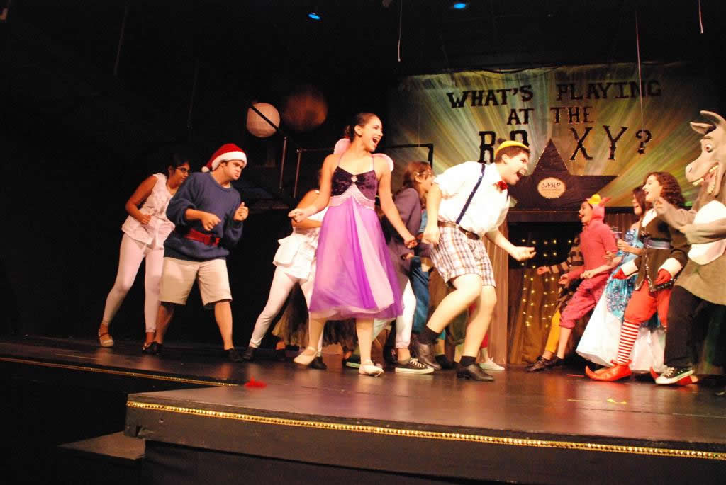 the roxy theatre group presents camp entertainment