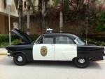 Old Fashioned Miramar Police Car