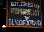 Appleton Remixology at The Blackbird Ordinary Chalk Sign (640x478)
