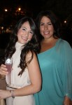 Juliana Condono y Ana Valencia