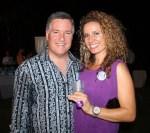 Norm Adams y Michelle Shaw 2