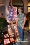 Artist Ludwin Lopez.