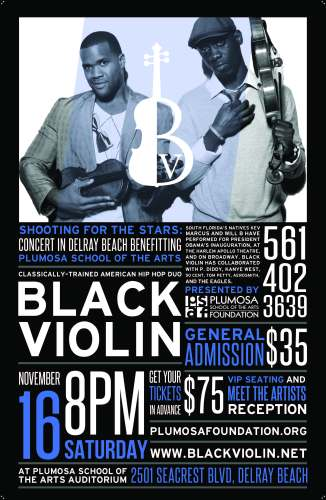 Black-Violin-Poster-BLUE