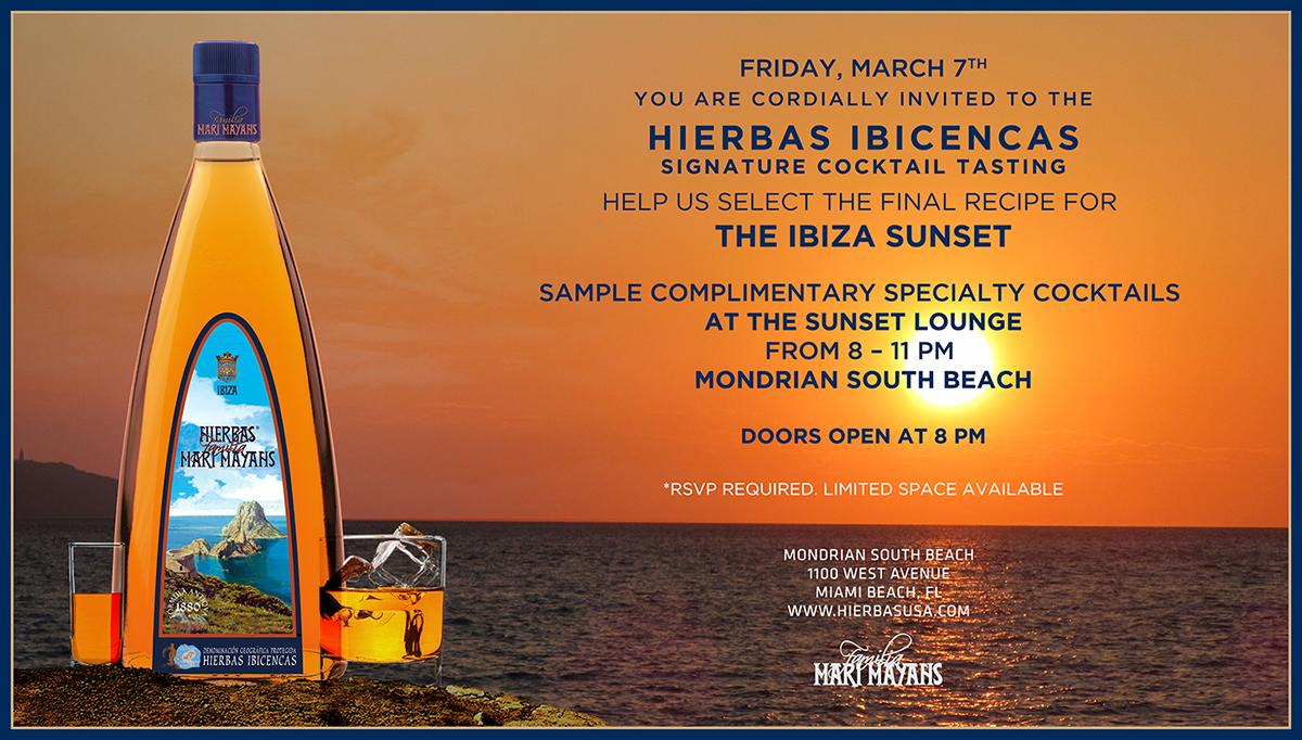 Hierbas Invite